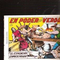 Tebeos: ESPADACHIN ENMASCARADO 8. Lote 28744106