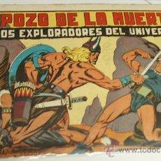 Tebeos: LOS EXPLORADORES DEL UNIVERSO Nº 4 - VALENCIANA - ORIGINAL. Lote 29068578