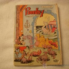 Tebeos: PUMBY Nº 273, EDITORIAL VALENCIANA. Lote 29138764