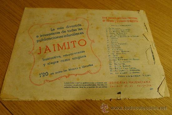 Tebeos: Lote de tebeos apaisados originales del Guerrero del antifaz - Foto 10 - 29159004