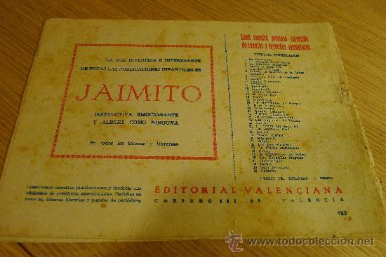 Tebeos: Lote de tebeos apaisados originales del Guerrero del antifaz - Foto 16 - 29159004