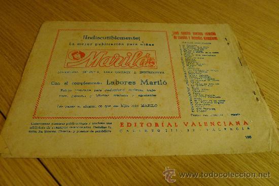 Tebeos: Lote de tebeos apaisados originales del Guerrero del antifaz - Foto 21 - 29159004
