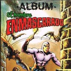 Tebeos: EL HOMBRE ENMASCARADO. ALBUM 4. EN PODER DE LOS PIRATAS SINGH Y NAVEGANDO BAJO EL PELIGRO. Lote 29192356
