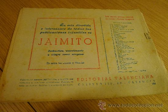 Tebeos: Lote de tebeos apaisados originales del Guerrero del antifaz - Foto 31 - 29159004