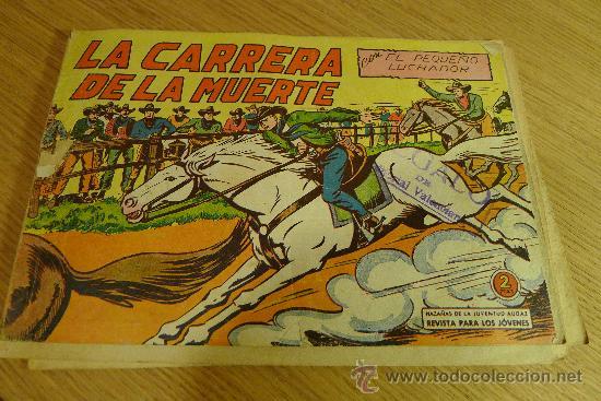 Tebeos: Lote de tebeos apaisados originales del Guerrero del antifaz - Foto 34 - 29159004