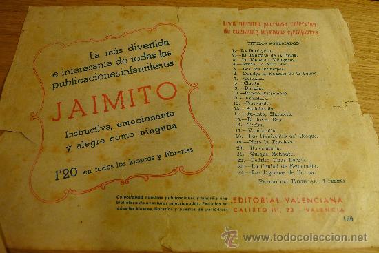 Tebeos: Lote de tebeos apaisados originales del Guerrero del antifaz - Foto 44 - 29159004