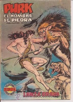 PURK, EL HOMBRE DE PIEDRA Nº 89 (Tebeos y Comics - Valenciana - Purk, el Hombre de Piedra)