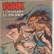 Tebeos: PURK, EL HOMBRE DE PIEDRA Nº 89. Lote 29218525