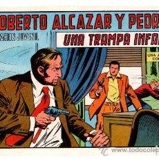 Tebeos: ROBERTO ALCAZAR Y PEDRIN ORIGINAL Nº 1186, COMO NUEVO, EDI. VALENCIANA. Lote 29283208