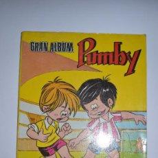 Tebeos: GRAN ALBUM PUMBY Nº 4. Lote 29473131