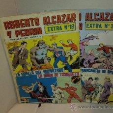 Tebeos: ROBERTO ALCAZAR Y PEDRIN. Lote 29521915