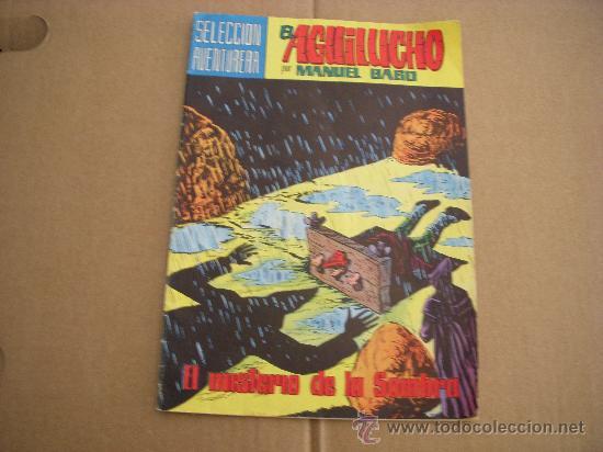 SELECCIÓN AVENTURERA, EL AGUILUCHO Nº 14, EDITORIAL VALENCIANA (Tebeos y Comics - Valenciana - Selección Aventurera)