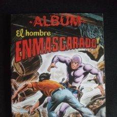 Tebeos: EL HOMBRE ENMASCARADO ALBUM Nº 8 EDITORIAL VALENCIANA. Lote 29698580