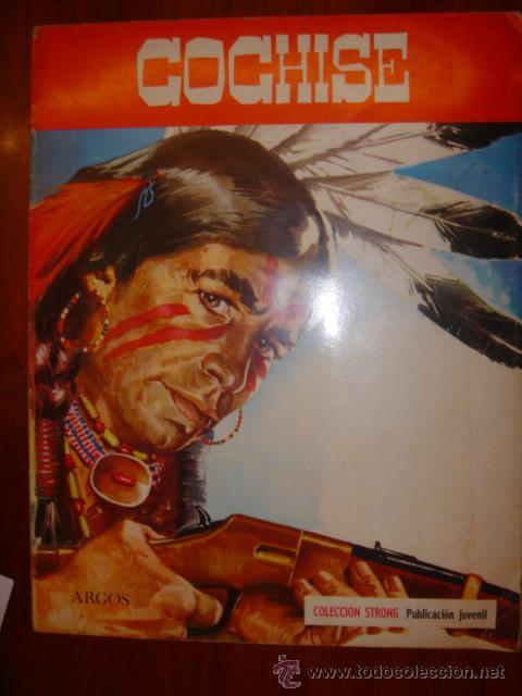 COLECCION STRONG GOGHISE (Tebeos y Comics - Valenciana - Selección Aventurera)