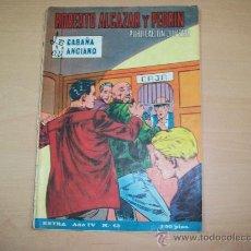 Tebeos: ROBERTO ALCAZAR Y PEDRIN EXTRA Nº 63 EDITORIAL VALENCIANA 1968 . Lote 29859015