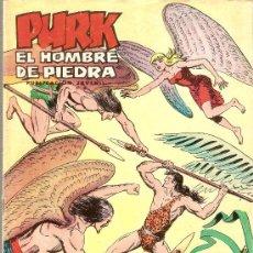 Tebeos: PURK EL HOMBRE DE PIEDRA - HOMBRES ALADOS - Nº 99 - EDT. VALENCIANA -1976. Lote 30109376