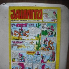 Tebeos: JAIMITO - NUMERO 1.553 / 19-1-1980. Lote 30114193