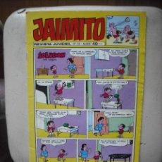 Tebeos: JAIMITO - NUMERO 1.550 / 27-10-1980. Lote 30114218