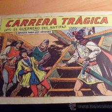 Tebeos: EL GUERRERO DEL ANTIFAZ Nº 366 ( ORIGINAL ED. VALENCIANA ) ( ANT1). Lote 30195462