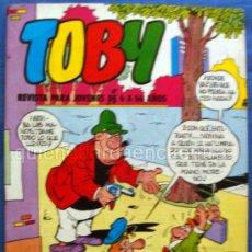 Tebeos: TOBY DE EDITORIAL VALENCIANA Nº 23 NUEVO 1984. Lote 30234049
