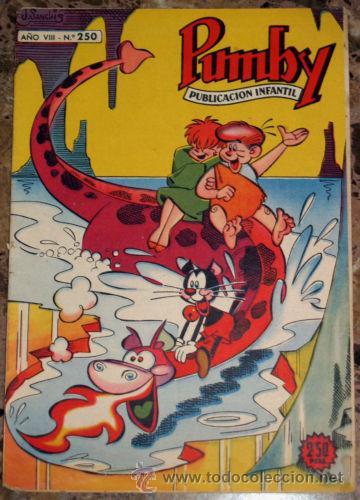 PUMBY 250 (Tebeos y Comics - Valenciana - Selección Aventurera)
