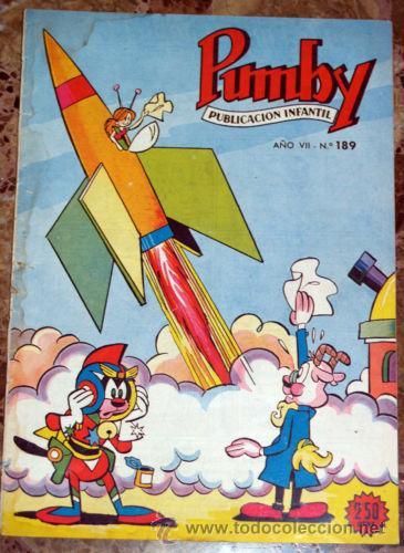 PUMBY 189 (Tebeos y Comics - Valenciana - Selección Aventurera)