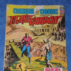 Tebeos: FLASH GORDON COLOSOS DEL COMIC Nº129 AÑO 1980. Lote 30365022