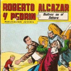 Tebeos: ROBERTO ALCAZAR Y PEDRIN Nº 237 - 2ª ÉPOCA - EDITORIAL VALENCIANA, 1980.. Lote 30396297