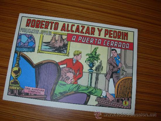 ROBERTO ALCZAR Y PEDRIN Nº 1213 DE VALENCIANA (Tebeos y Comics - Valenciana - Roberto Alcázar y Pedrín)