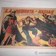 Tebeos: EL GUERRERO DEL ANTIFAZ Nº 111 ORIGINAL VALENCIANA. Lote 30763150