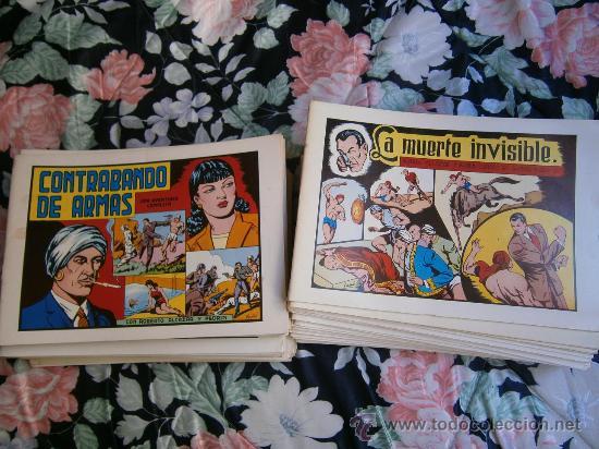 ROBERTO ALCAZAR Y PEDRIN COMPLETA 170 EJEMPLARES VALENCIANA 80 (Tebeos y Comics - Valenciana - Roberto Alcázar y Pedrín)