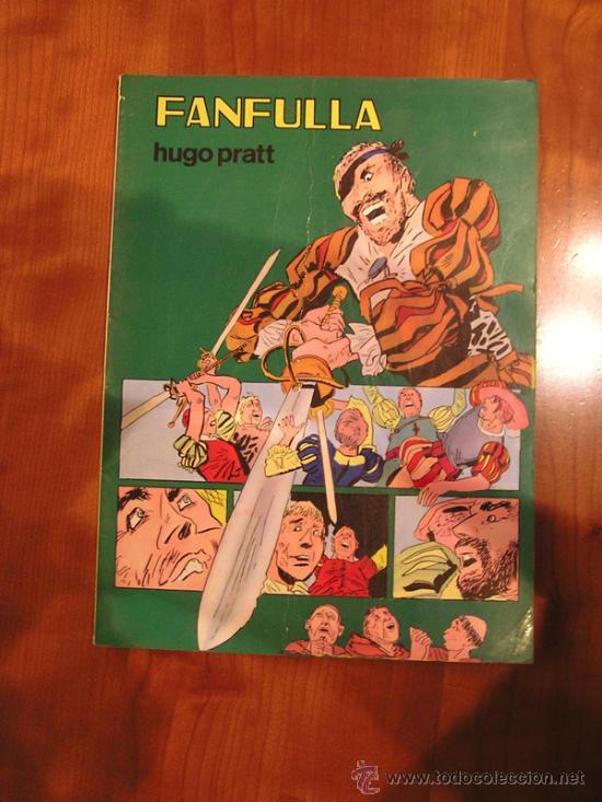 EDIT. VALENCIANA FANFULLA HUGO PRATT 1983 (Tebeos y Comics - Valenciana - Otros)