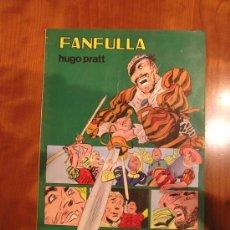Tebeos: EDIT. VALENCIANA FANFULLA HUGO PRATT 1983. Lote 30851767