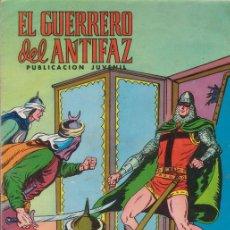 Tebeos: EL GUERRERO DEL ANTIFAZ. LA DERROTA DEL TURCO. Nº 100. MANUEL GAGO. EDITORIAL VALENCIANA.. Lote 30856275