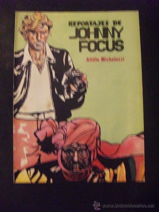 COLECCION PILOTO Nº 8 REPORTAJES DE JOHNNY FOCUS EDITORA VALENCIANA (Tebeos y Comics - Valenciana - Otros)