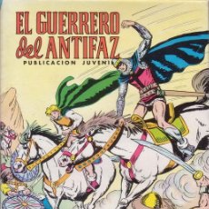 Tebeos: EL GUERRERO DEL ANTIFAZ. CARGA DESESPERADA. Nº 332. MANUEL GAGO. EDITORIAL VALENCIANA.. Lote 30860018