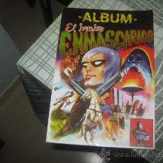 Tebeos: ALBUM EL HOMBRE ENMASCARADO TOMO 1. Lote 30900103