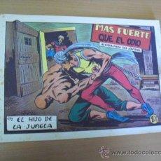 Tebeos: EL HIJO DE LA JUNGLA Nº 60, DE 1958. Lote 30907802
