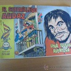 Tebeos: EL GUERRILLERO AUDAZ Nº 14,1962. Lote 30952991