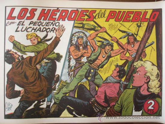 EL PEQUEÑO LUCHADOR. Nº 184. ED. VALENCIANA. REEDICION (Tebeos y Comics - Valenciana - Pequeño Luchador)