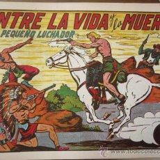 Tebeos: EL PEQUEÑO LUCHADOR. Nº 135. ED. VALENCIANA. REEDICION. Lote 30998062