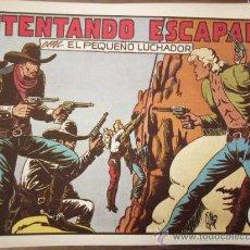 Tebeos: EL PEQUEÑO LUCHADOR. Nº 46. ED. VALENCIANA. REEDICION. Lote 30998117