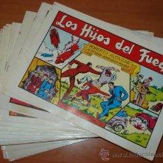 Tebeos: EXTRAORDINARIO LOTE DE 50 COMICS DE ROBERTO ALCAZAR Y PEDRIN. AÑO 1981. EDITORIAL VALENCIANA.. Lote 31097037