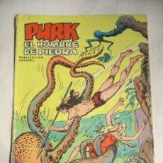 Tebeos: PURK EL HOMBRE DE PIEDRA Nº 4. Lote 31132104