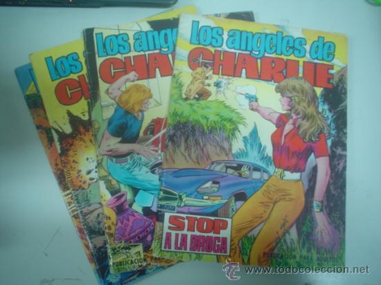 LOS ÁNGELES DE CHARLIE (COMPLETA) (Tebeos y Comics - Valenciana - Otros)