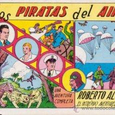 Tebeos: ROBERTO ALCAZAR Y PEDRIN. LOS PIRATAS DEL AIRE. Nº 1. AÑO 1981. EDITORIAL VALENCIANA.. Lote 31196820