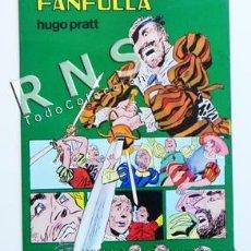 Tebeos: FANFULLA - CÓMIC HUGO PRATT (CREADOR DE CORTO MALTÉS ) - COLECCIÓN PILOTO EDITORIAL VALENCIANA. Lote 31237360