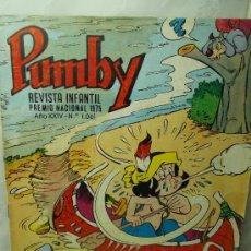 Tebeos: PUMBY Nº 1061. Lote 31361767