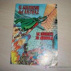 Tebeos: EL GUERRERO DEL ANTIFAZ N º 98 EDITORIAL VALENCIANA COLOR . Lote 31560464