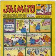 Tebeos: TEBEO JAIMITO PUBLICACION JUVENIL AÑO XXVI Nº 1.113 AÑO 1971. Lote 31607221